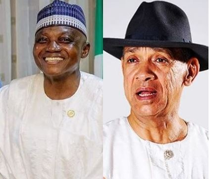 'Limit your sycophancy to reasonable levels - Ben Bruce tells Garba Shehu