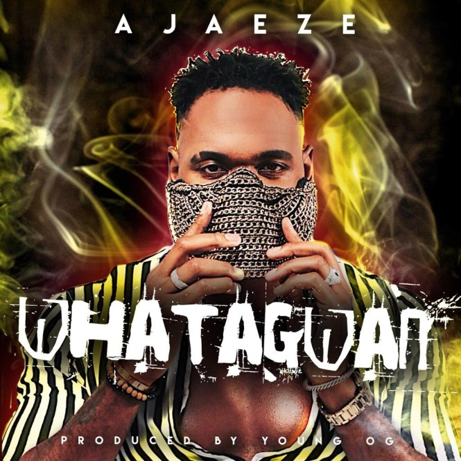 Like this crooner Ajaeze rewards dancers as he Reveals New Photography for new record Whatagwan