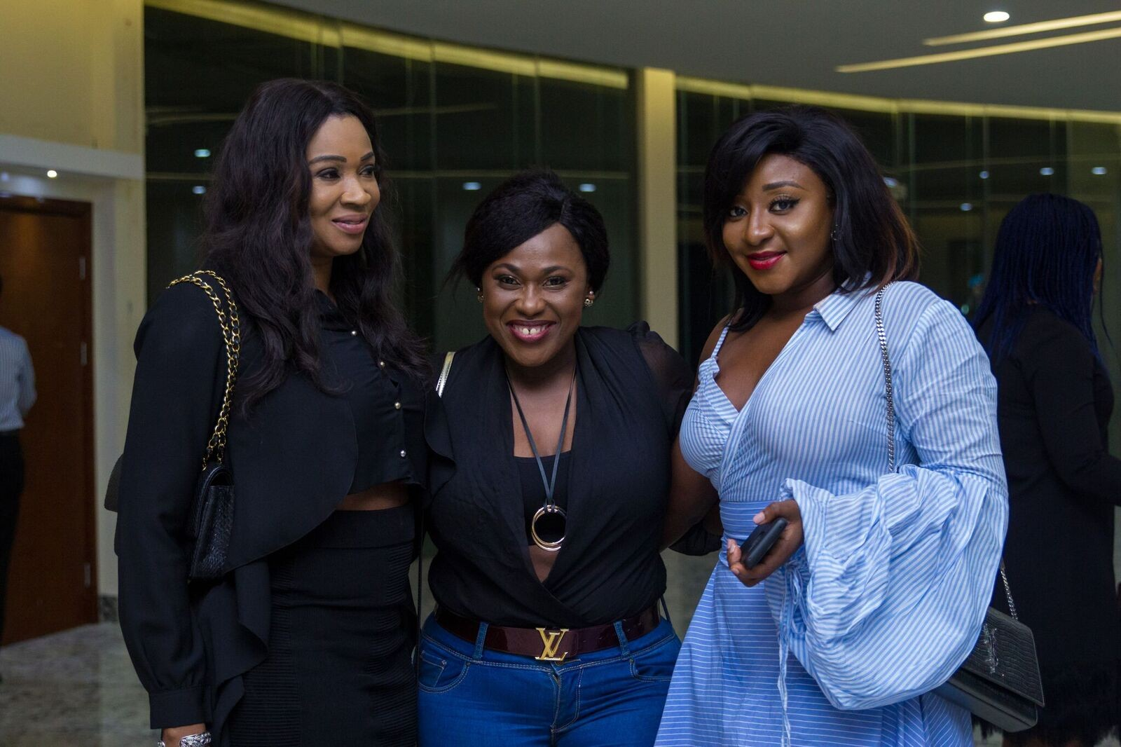 AFRIFF unveils 2018 programme at star-studded ceremony