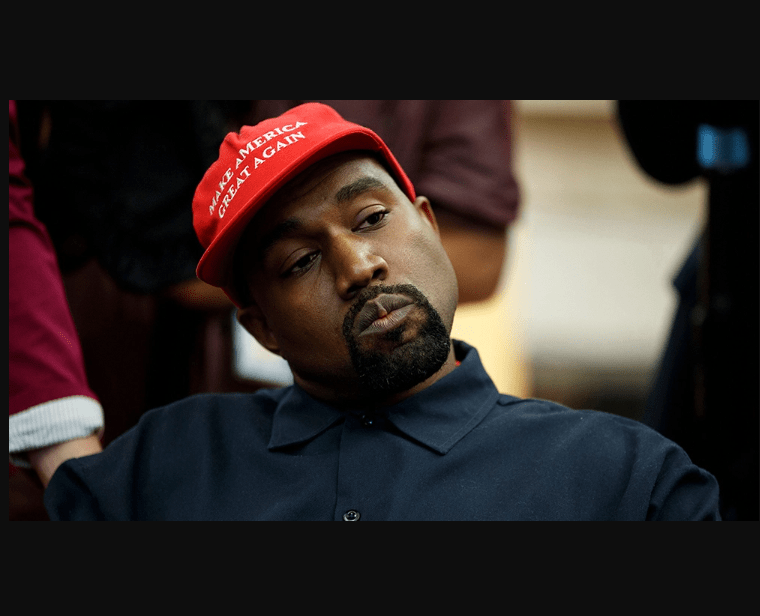 'Ive been used to spread messages I dont believe in, I'm distancing myself from politics' - Kanye West makes dramatic U-Turn