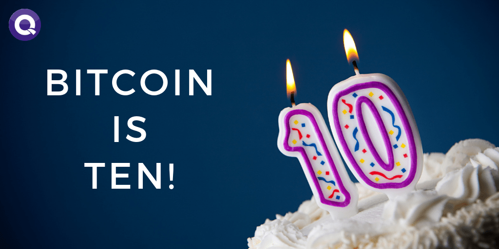 Bitcoin is 10 today: To celebrate, Quidax is giving N10,000 to 100 new users