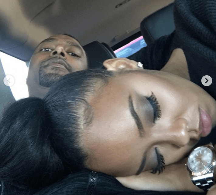 Angela Simmons reacts to ex Sutton Tennyson's death, shares very emotional message