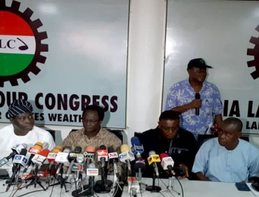 NLC Strike:FG and Labour Unions fail to reach agreement over minimum wage