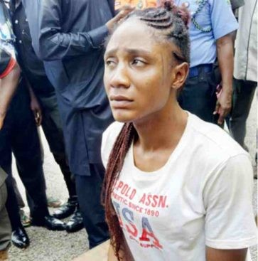 Man who disguised as a lady to 'deceive male clients' caught after Abuja man took him home for 'sex'