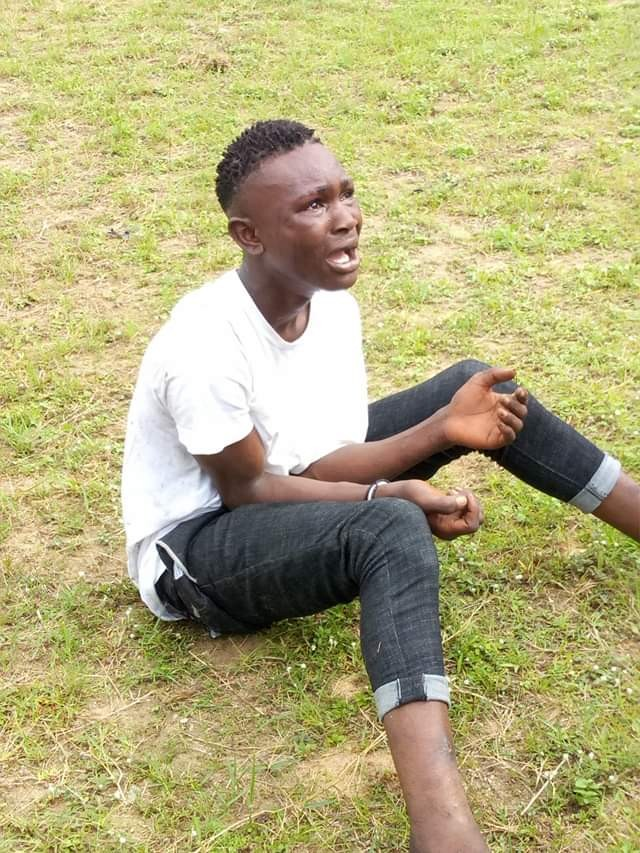 18-year-old cultist nabbed in Bayelsa for assaulting and attempting to snatch phone from victim