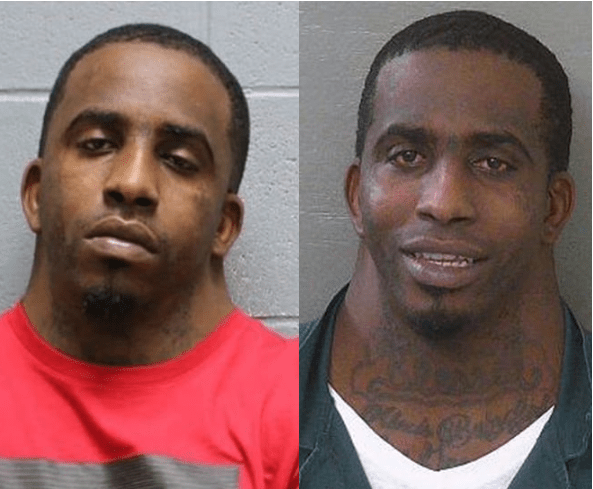 Man in viral 'neck' Mugshot arrested again after Police chase (See Mugshots)