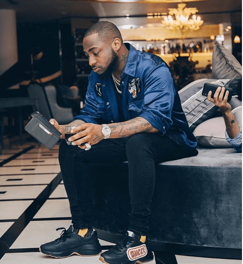 'It hurt me how they switched up on me after all I did' - Davido addresses the allegations that he slapped Kizz Daniel's manager