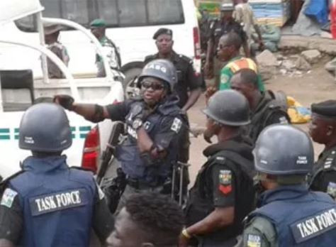 Lagos State task force suspends paramilitary officer for extorting money from an arrested traffic offender in Ikorodu