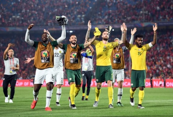 AFCON South African players to earn R520k (N13m) each after defeat by Nigeria lindaikejisblog