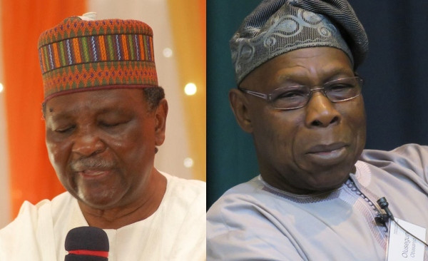 I and other prominent Nigerians saved Obasanjo from being removed as president  Gowon lindaikejisblog