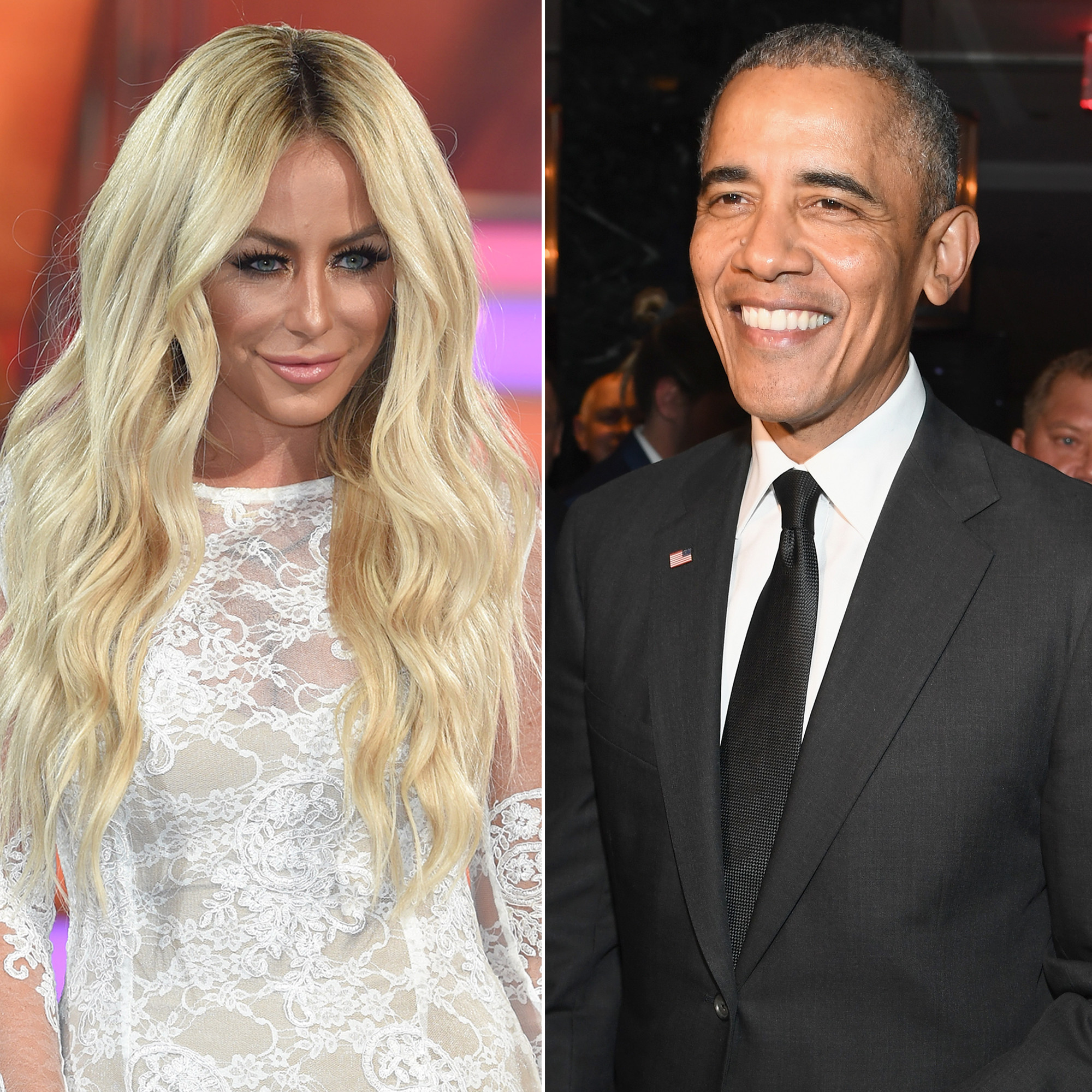 , US singer, Aubrey O'Day wants Barack Obama to be her sperm donor, All9ja