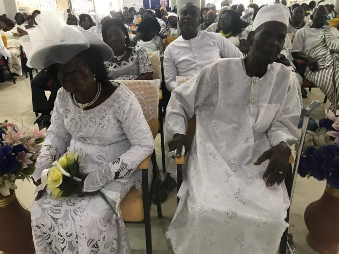 96-year-old man marries 93-year-old lover after 50 years of romance lindaikejisblog 3