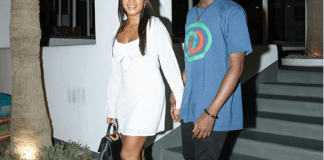 Mr.Eazi and his stunning boo Temi Otedola step out for a date in Mikonos