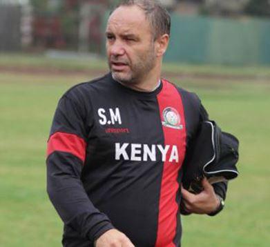 KenyanFootball Federation sacks coach Sebastien Migne