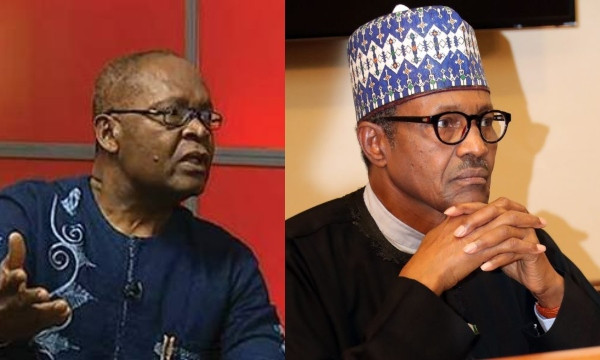 Anyone who says Buhari isn't doing well is a liar from the pit of hell - Joe Igbokwe