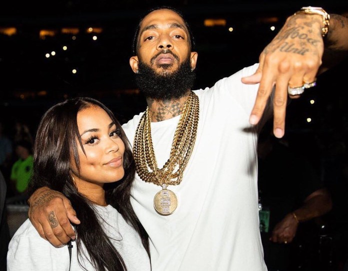 'Today we honor you King'- Lauren London remembers her late partner Nipsey Hussle on his 34th birthday