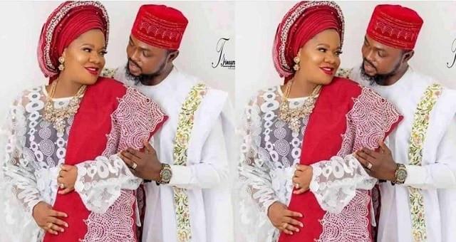 Toyin Abraham is engaged, not married yet  Manager lindaikejisblog