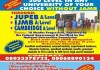 Gain University Admission into 200L Using IJMB or JUPEB. Don't Miss Out, Apply Now