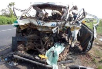 17 die in auto-crash along Ilorin-Jebba-Mokwa expressway in
