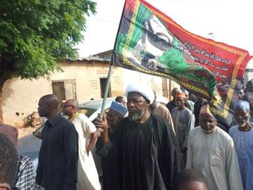 Photos: Shi'ites defy police order, stage protest in Abuja. Kaduna, Gombe, Katsina