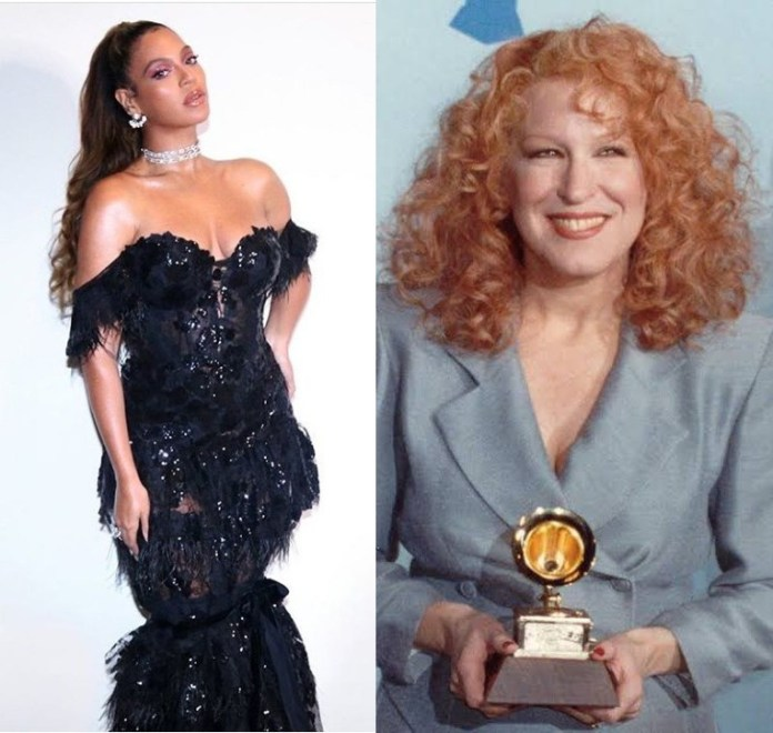 """Why is that our job"" - Black people call out singer Bette Midler after she asked Beyonce to mobilize the beyhive to defeat Donald Trump"