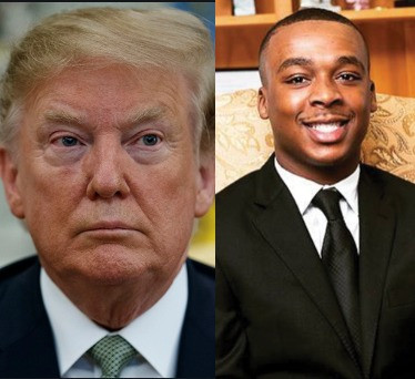 Twitter stories:  US pastor stopped from coming to a church to preach because he supports Donald Trump
