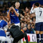 See the horrific ankle injury suffered by Andre Gomez during clash against Tottenham. (Photos)