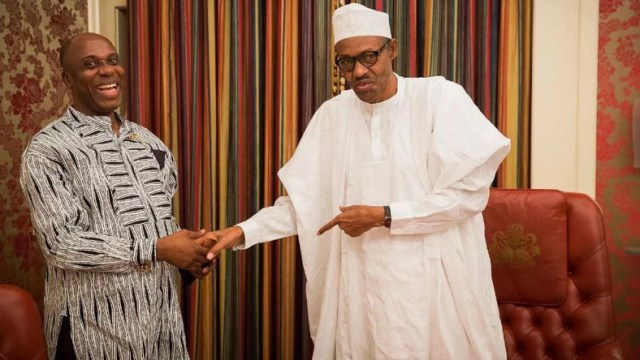I have no regret siting N18bn transport university in Buhari's village, Daura - Amaechi lindaikejisblog