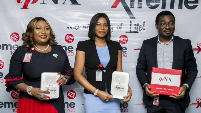 ipNX Delivers Nigerias First 200Mbps Internet Speed Offering to Homes