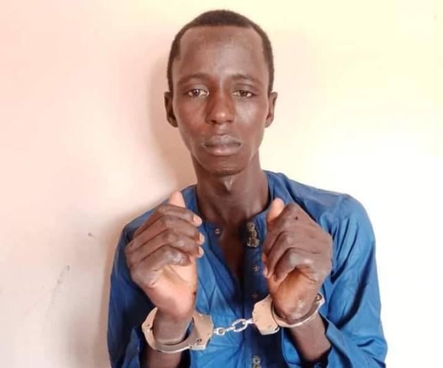 Notorious kidnapper arrested in Katsina lindaikejisblog
