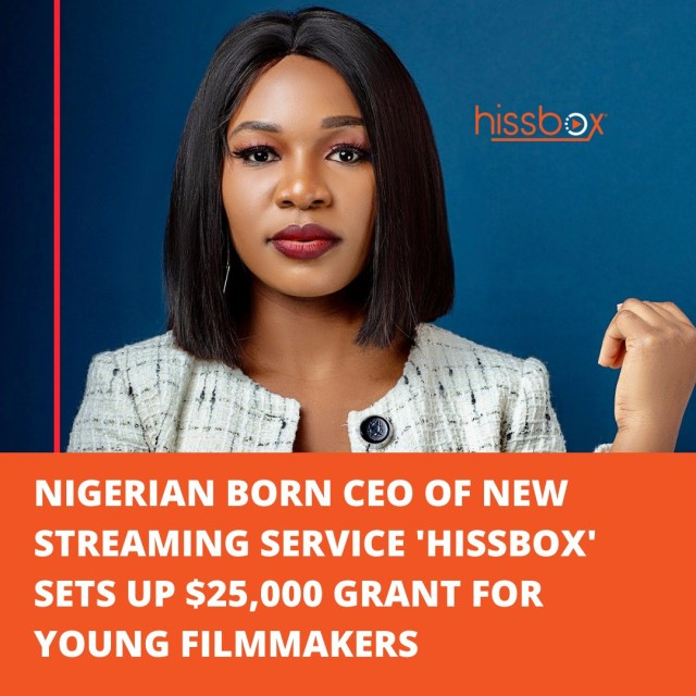 Telling Untold Stories: Streaming service Hissbox launches with a grant of $25,000 for young filmmakers