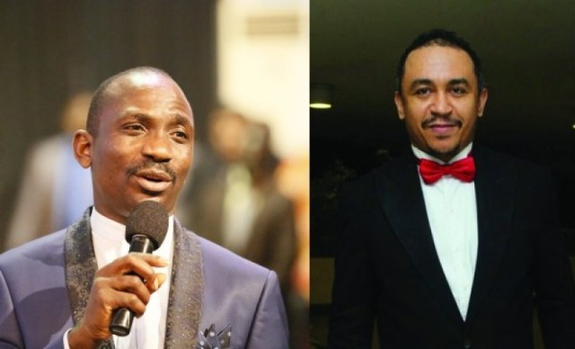 Youre a mad dog with bipolar  Pastor Paul Enenche attacks Daddy Freeze for calling Bishop Oyedepo a 'bald-headed fowl' lindaikejisblog