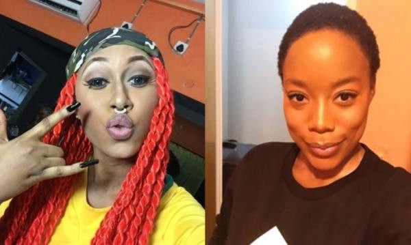 Old witch with the scriptures - Cynthia Morgan reacts after Joy Tongo quoted scriptures after she attached 'RIP' to her photo lindaikejisblog