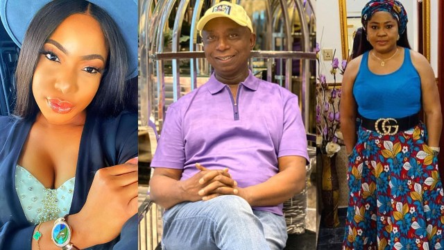 I'm not about to become anyone's 7th wife - Chika Ike sets the record straight on dating Regina Daniels' husband, Ned Nwoko lindaikejisblog