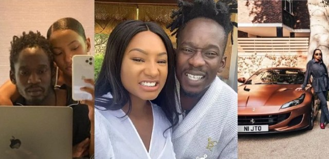 Mr Eazi trends as Nigerians hilariously react to Otedola buying Ferraris for his daughters including his girlfriend Temi lindaikejisblog