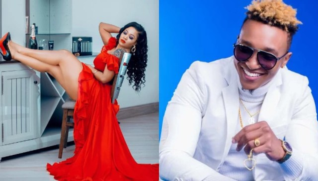 Bae got me running with him every morning- Vera Sidika as she gushes over her new lover lindaikejisblog
