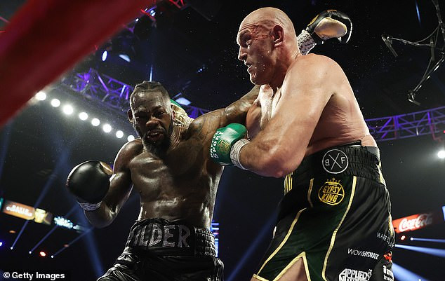 'Enough was enough, I've moved on': Tyson Fury confirms trilogy bout with Deontay Wilder is off as attention turns to unification fight with Anthony Joshua