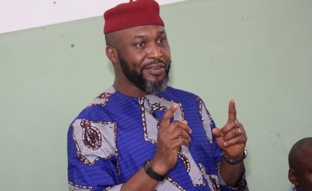 He who wants to sleep with his father's wife should do so and not say she walked past him naked - Osita Chidoka mocks Umahi over excuse for defecting from PDP lindaikejisblog