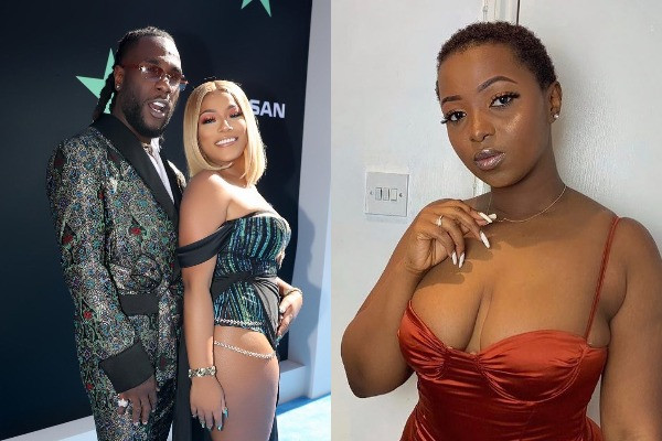 You called me a 'Nollywood actress' whilst begging for answers and evidences in my DMs - JoPearl shades Burna Boy's girlfriend, Stefflon Don lindaikejisblog