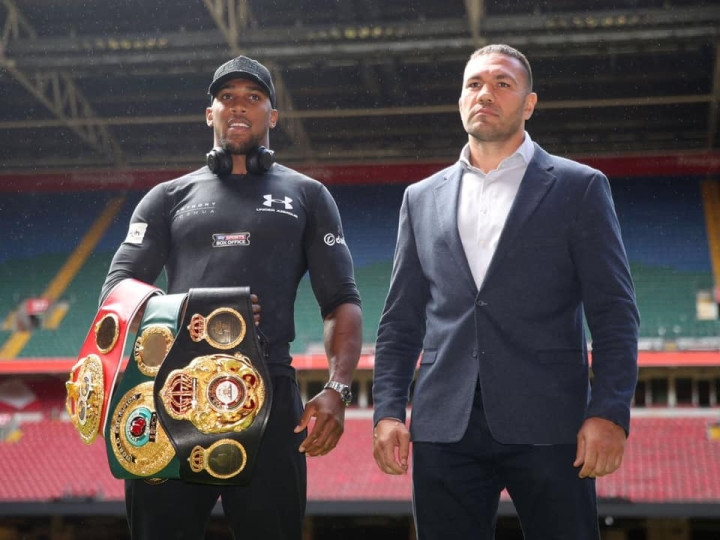 Anthony Joshua to get 10M paycheck from his world title defence against Kubrat Pulev'