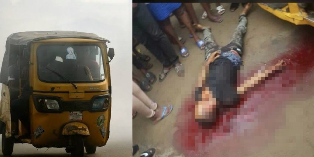Police officer arrested and detained for shooting a Keke Napep driver to death in Rivers state over N100 bribe