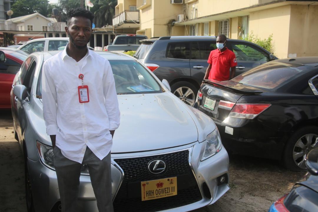 Fake Lagos doctor arrested by EFCC for fraud lindaikejisblog 1
