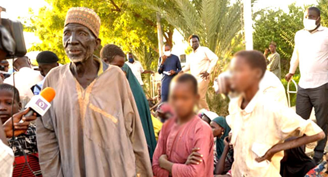 Over 100 kidnapped persons rescued in Katsina state lindaikejisblog 1