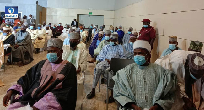 Photos from meeting of Governors with Miyetti Allah leadership in Akure lindaikejisblog 2