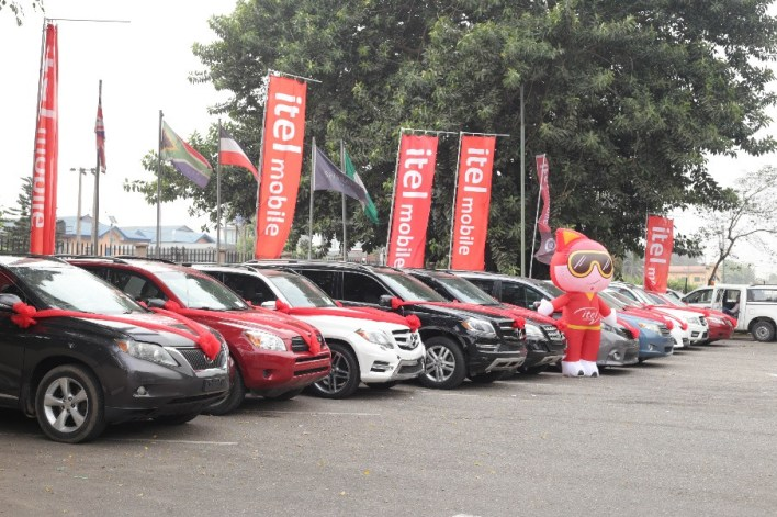 itel Surprises Longtime Customers With Car Rewards lindaikejisblog2