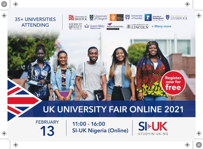 2 Years Post Study work opportunities now available in the United Kingdom, Start your studies in September 2021
