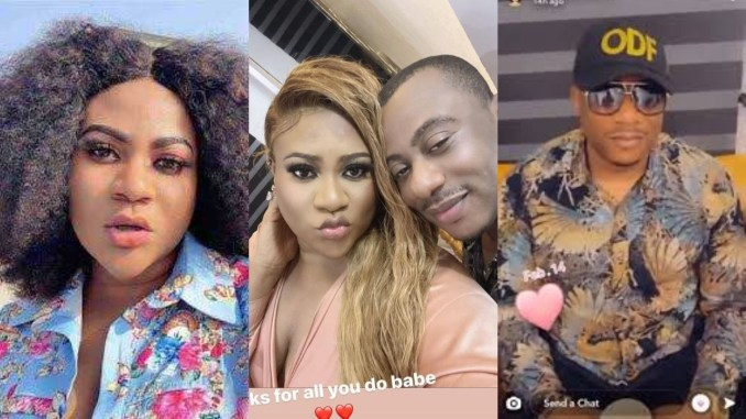 You will pay for the hotel he will have s3x with you and give you 2k - Nkechi Blessing Sunday tells those who want to snatch her new man