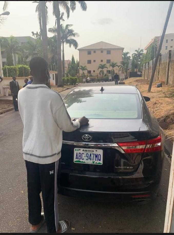 13 suspected internet fraudsters arrested in Abuja  1