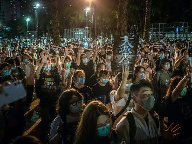 U.S. sanctions 24 Hong Kong and Chinese officials for anti-democractic moves in Hong Kong