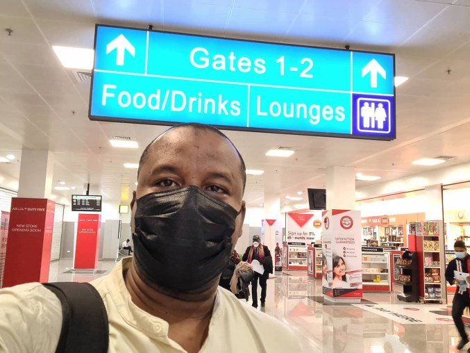 Governor Ganduje's aide who was sacked for criticizing President Buhari relocates abroad after being arrested by DSS